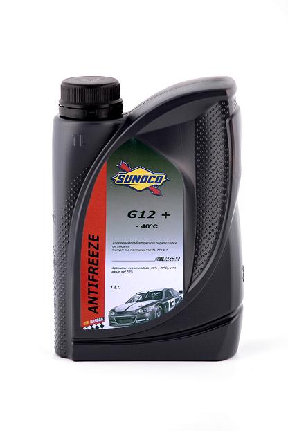ANTIFREEZE G12+ (-40°С)